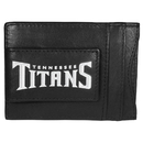 Siskiyou Buckle FCCP185 Tennessee Titans Logo Leather Cash and Cardholder