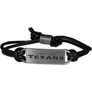 Siskiyou Buckle FCDB190 Houston Texans Cord Bracelet