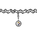 Siskiyou Buckle Pittsburgh Steelers Knotted Choker, FCKR160