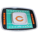 Siskiyou Buckle FCTY005 Chicago Bears Chip and Dip Tray