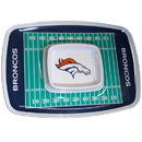 Siskiyou Buckle FCTY020 Denver Broncos Chip and Dip Tray