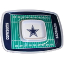 Siskiyou Buckle FCTY055 Dallas Cowboys Chip and Dip Tray