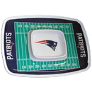 Siskiyou Buckle FCTY120 New England Patriots Chip and Dip Tray