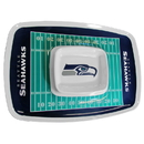 Siskiyou Buckle FCTY155 Seattle Seahawks Chip and Dip Tray