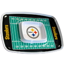 Siskiyou Buckle FCTY160 Pittsburgh Steelers Chip and Dip Tray