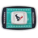 Siskiyou Buckle FCTY190 Houston Texans Chip and Dip Tray