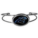 Siskiyou Buckle Carolina Panthers Cuff Bracelet, FCUB170