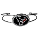 Siskiyou Buckle Houston Texans Cuff Bracelet, FCUB190