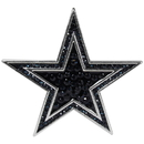 Siskiyou Buckle Dallas Cowboys Crystal Pin, FCYP055