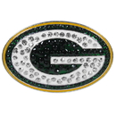 Siskiyou Buckle Green Bay Packers Crystal Pin, FCYP115