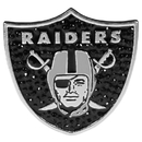 Siskiyou Buckle FCYP125 Oakland Raiders Crystal Pin