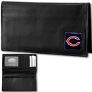 Siskiyou Buckle FDCK005BX Chicago Bears Deluxe Leather Checkbook Cover