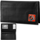 Siskiyou Buckle FDCK010BX Cincinnati Bengals Deluxe Leather Checkbook Cover