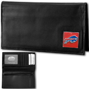 Siskiyou Buckle FDCK015BX Buffalo Bills Deluxe Leather Checkbook Cover