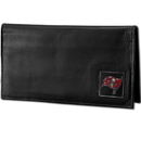 Siskiyou Buckle FDCK030BX Tampa Bay Buccaneers Deluxe Leather Checkbook Cover