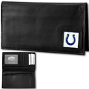 Siskiyou Buckle FDCK050BX Indianapolis Colts Deluxe Leather Checkbook Cover