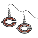 Siskiyou Buckle FDE005 Chicago Bears Dangle Earrings