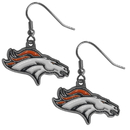 Siskiyou Buckle FDE020 Denver Broncos Dangle Earrings