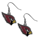 Siskiyou Buckle FDE035 Arizona Cardinals Dangle Earrings