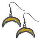 Siskiyou Buckle FDE040 San Diego Chargers Dangle Earrings