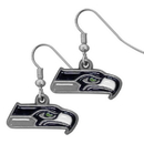 Siskiyou Buckle FDE155 Seattle Seahawks Dangle Earrings
