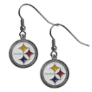 Siskiyou Buckle FDE160 Pittsburgh Steelers Dangle Earrings