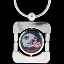 Siskiyou Buckle FEK120 New England Patriots Executive Key Chain