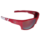 Siskiyou Buckle FESG035-R1 Arizona Cardinals Edge Wrap Sunglasses