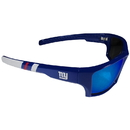 Siskiyou Buckle New York Giants Edge Wrap Sunglasses, FESG090-BL2