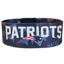 Siskiyou Buckle FEWB120 New England Patriots Stretch Bracelets