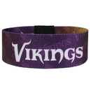 Siskiyou Buckle FEWB165 Minnesota Vikings Stretch Bracelets
