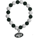 Siskiyou Buckle FFBB100 New York Jets Fan Bead Bracelet