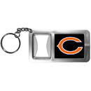 Siskiyou Buckle FFBK005 Chicago Bears Flashlight Key Chain with Bottle Opener