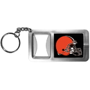 Siskiyou Buckle FFBK025 Cleveland Browns Flashlight Key Chain with Bottle Opener