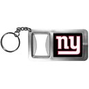 Siskiyou Buckle FFBK090 New York Giants Flashlight Key Chain with Bottle Opener