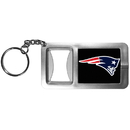 Siskiyou Buckle FFBK120 New England Patriots Flashlight Key Chain with Bottle Opener