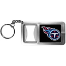 Siskiyou Buckle FFBK185 Tennessee Titans Flashlight Key Chain with Bottle Opener
