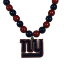 Siskiyou Buckle New York Giants Fan Bead Necklace, FFBN090