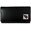 Siskiyou Buckle FFW035 Arizona Cardinals Leather Women's Wallet