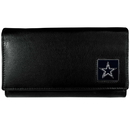 Siskiyou Buckle FFW055 Dallas Cowboys Leather Women's Wallet