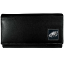 Siskiyou Buckle FFW065 Philadelphia Eagles Leather Women's Wallet