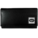 Siskiyou Buckle FFW100 New York Jets Leather Women's Wallet