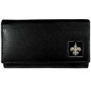 Siskiyou Buckle FFW150 New Orleans Saints Leather Women's Wallet