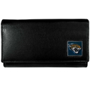 Siskiyou Buckle FFW175 Jacksonville Jaguars Leather Women's Wallet