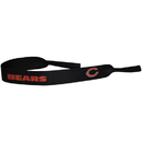Siskiyou Buckle FGC005 Chicago Bears Neoprene Sunglass Strap