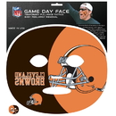 Siskiyou Buckle Cleveland Browns Game Face Temporary Tattoo, FGFD025
