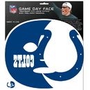 Siskiyou Buckle Indianapolis Colts Game Face Temporary Tattoo, FGFD050