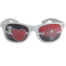 Siskiyou Buckle FHGD030W Tampa Bay Buccaneers I Heart Game Day Shades
