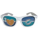 Siskiyou Buckle FHGD060W Miami Dolphins I Heart Game Day Shades