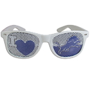 Siskiyou Buckle FHGD105W Detroit Lions I Heart Game Day Shades